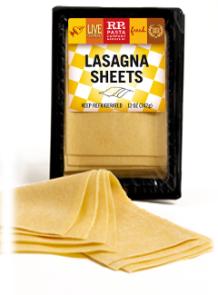lasagna sheets